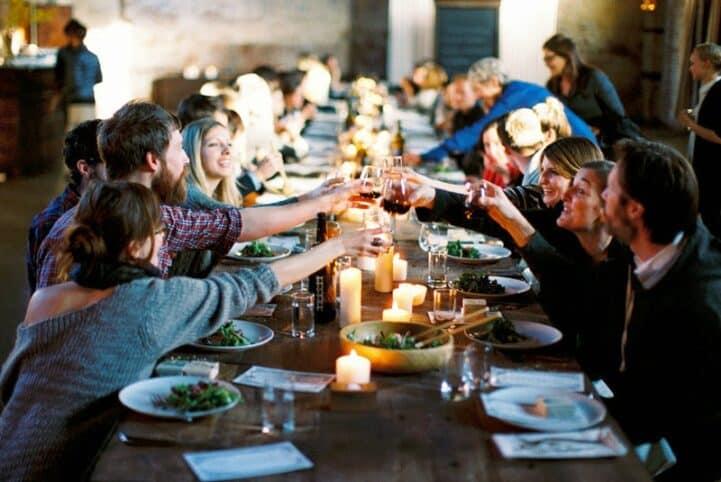 Alimentación saludable en familia