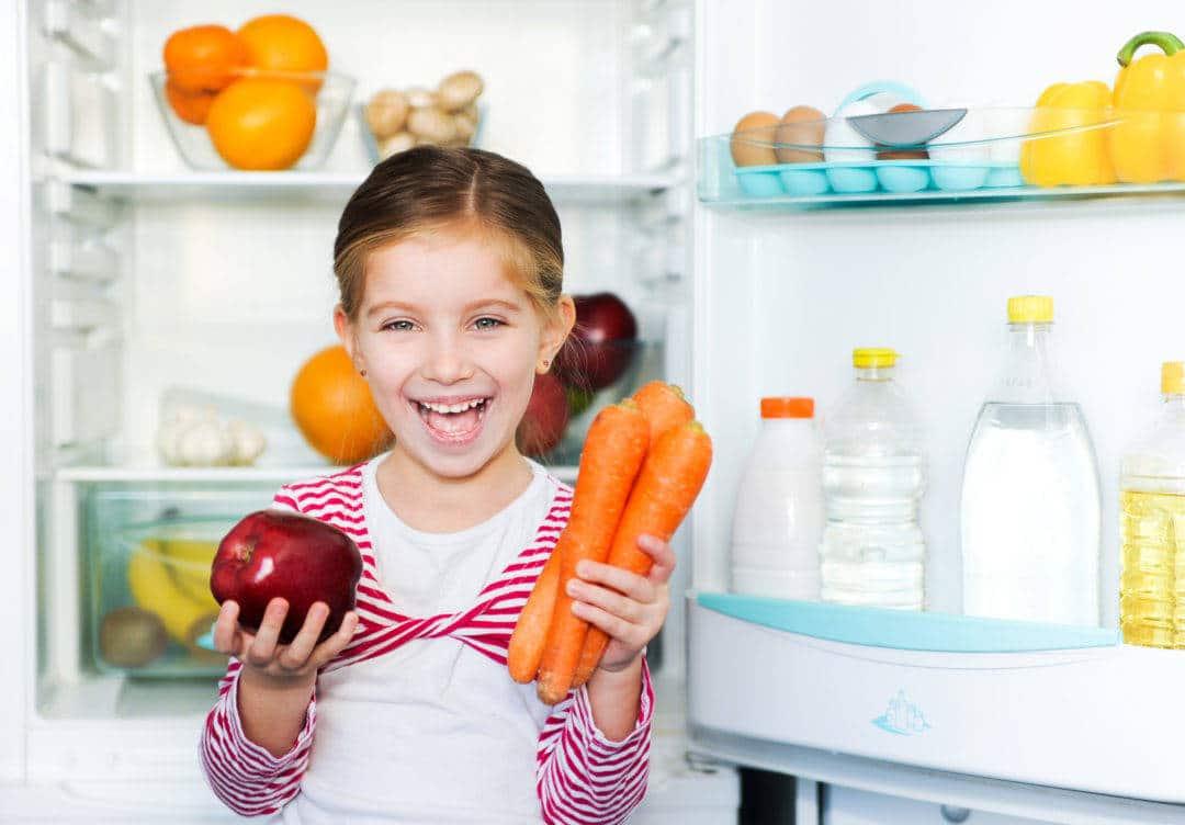 Charlas nutrición Infantil
