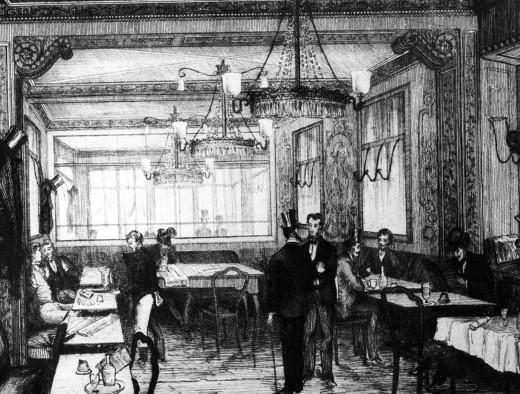 Primer restaurante