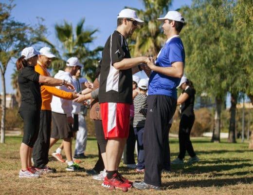 Social training Valencia