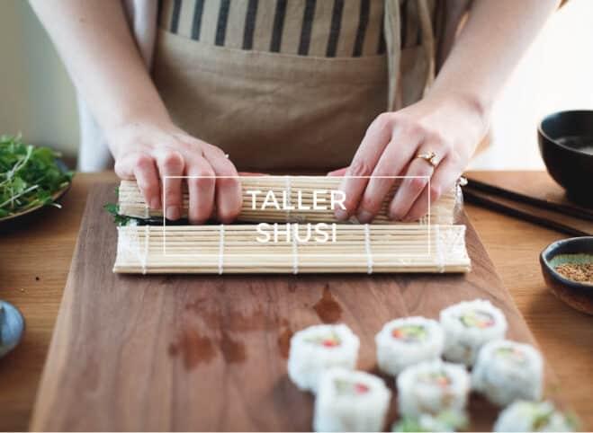 Taller de Sushi Valencia
