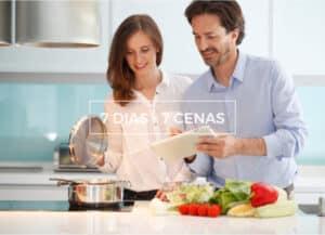 Taller de cocina de 7 cenas