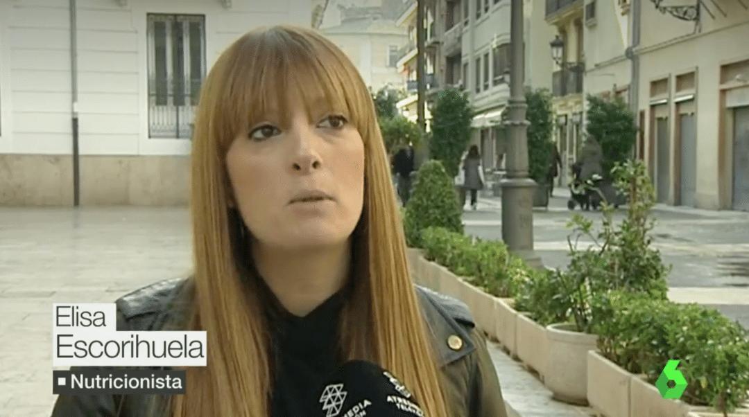 Elisa Escorihuela Nutricionista