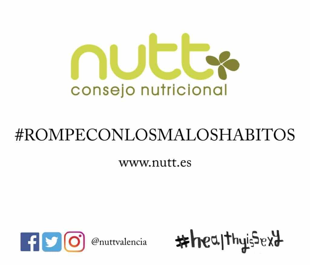 concurso nutt rompe malos habitos dieta nutricionistas valencia elisa escorihuela
