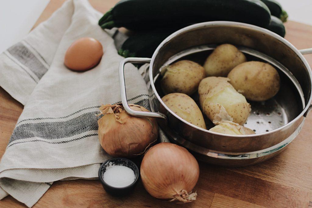 tarta tatin calabacin saludable nutt elisa escorihuela ingredientes