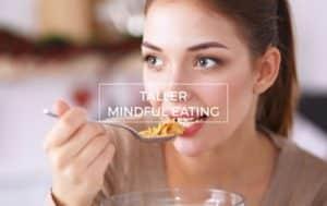 Mindful eating taller