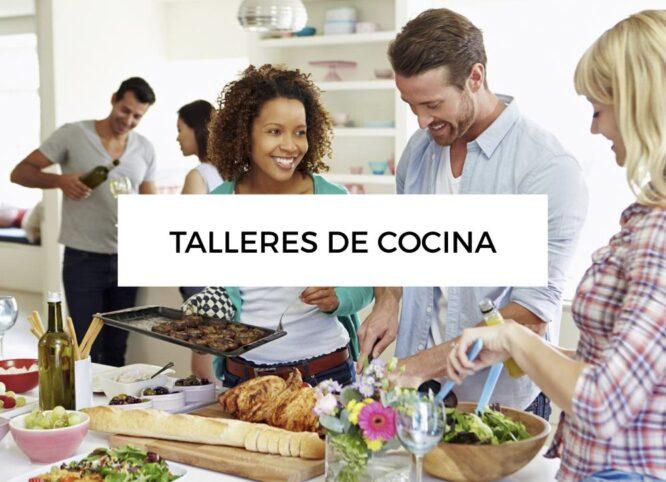 Talleres de cocina en empresa