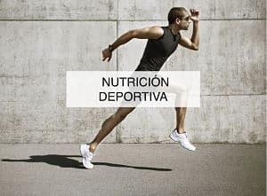 Nutricion deportiva Valencia