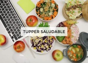 Taller tupper saludable