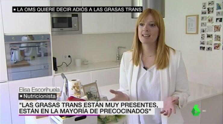Grasas Trans Nutricionista Valencia La Sexta