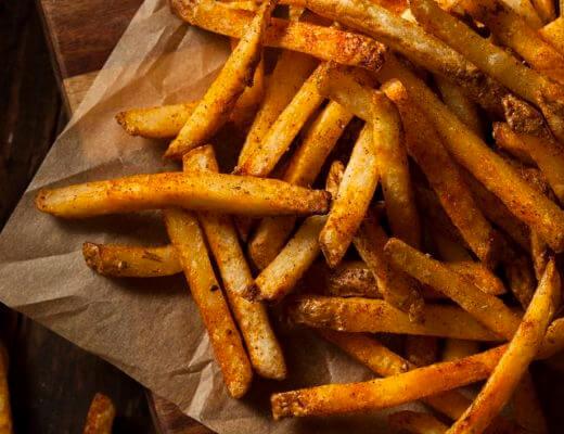 acrilamidas en alimentos