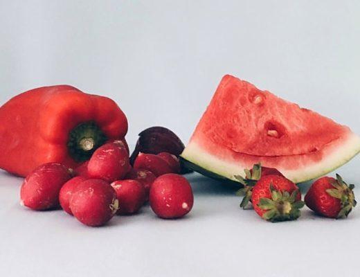 la fruta no engorda