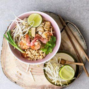 Taller de cocina thai en Valencia