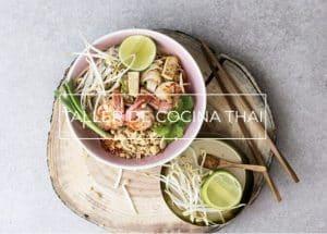 Taller de cocina thai
