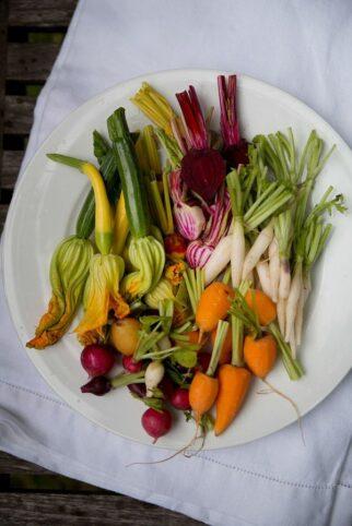 Aumentar las defensas con verduras
