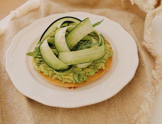 Socca receta saludable nutricionista valencia
