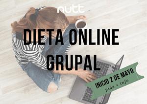 Dieta Online grupal