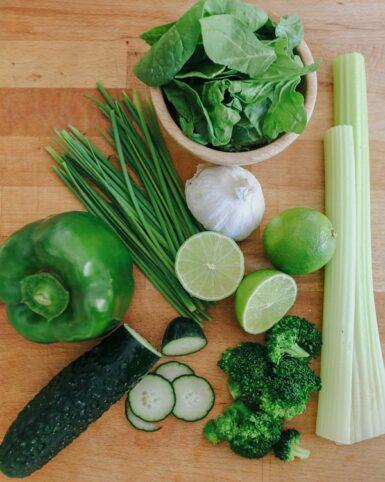 ingredientes ensalada all green