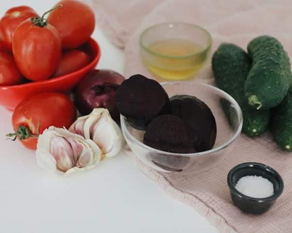 gazpacho ingredientes de remolacha dietista nutricionista valencia nutt