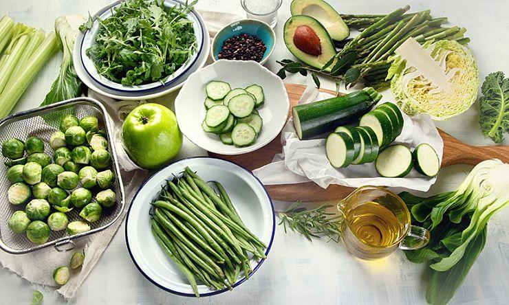 Alimentos dieta cetogénica