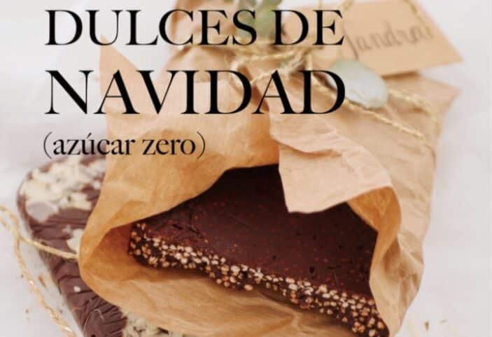 dulces de navidad azúcar zero