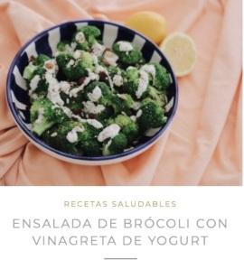 receta ensalada de brocoli nutricionista valencia nutt
