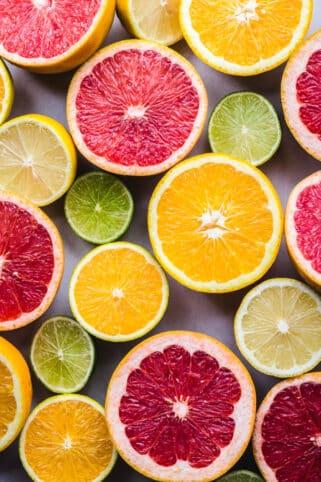 frutas despensa para cuarentena por coronavirus