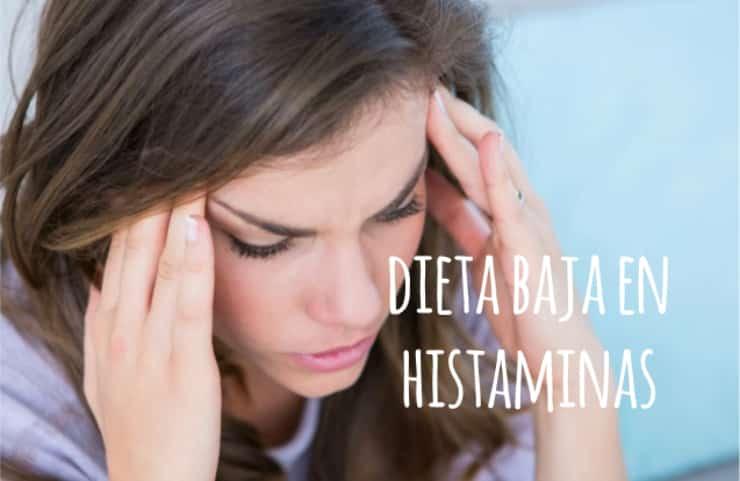 Histaminosis dieta baja en histamina