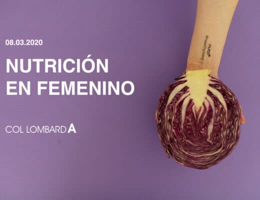 Nutrición en femenino