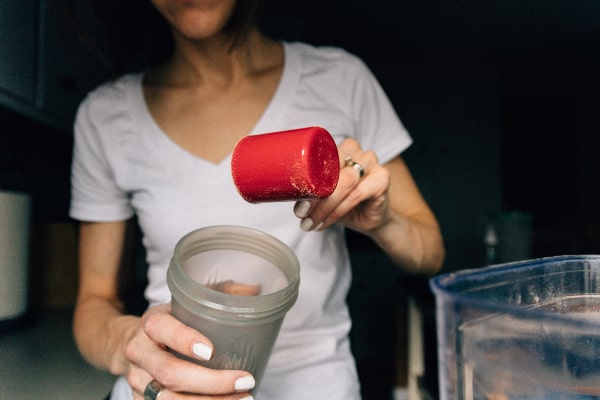 Proteína whey suplemento nutricionista valencia