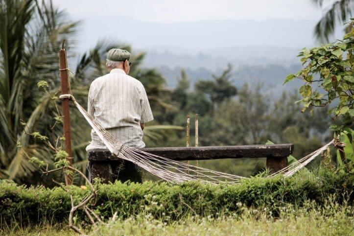 Alimentación en personas mayores durante el invierno