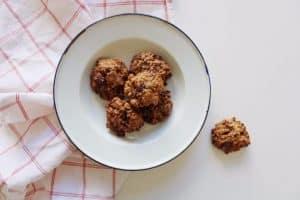 Cookies saludables nutricionista valencia Elisa Escorihuela