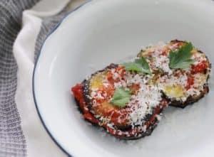 Parmigiana ligera nutricionista valencia