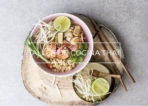 Taller de cocina Thai Valencia nutricionista Nutt