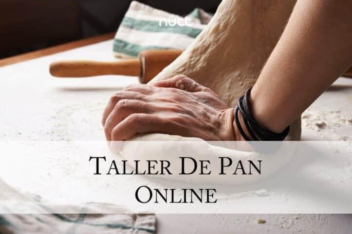 Taller de pan online nutt