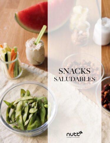 5 snacks saludables ebook