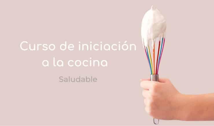 Curso de iniciación a la cocina saludable en Valencia