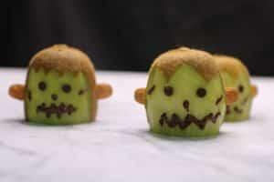 Recetas pr Halloween saludables nutricionista Valencia