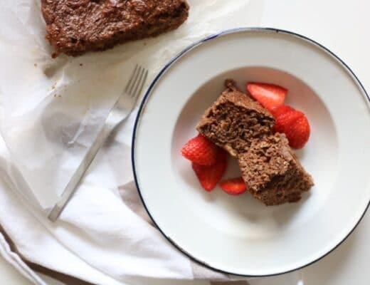 Banana chocolate bread nutricionista Valencia Elisa Escorihuela