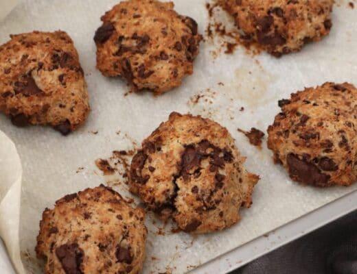 galletas de quinoa nutricionista valencia nutt