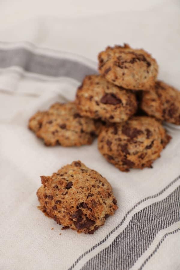 ingredientes galletas de quinoa nutricionista valencia nutt
