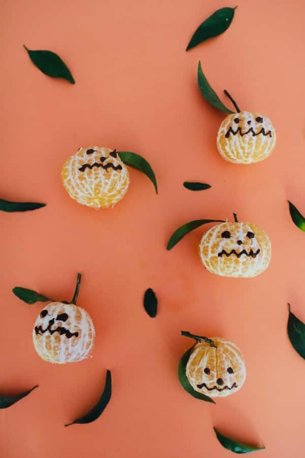 Recetas de Halloween saludable nutricionista Nutt